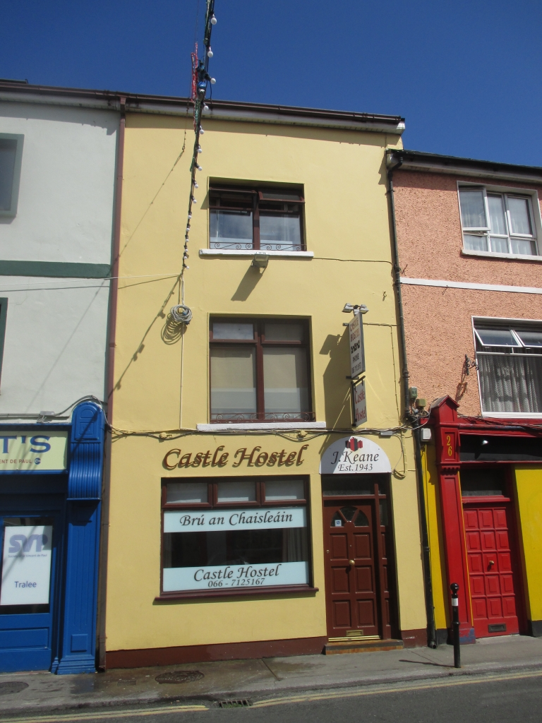 Castle Hostel, 27 Upper Castle Street, Tralee, Co Kerry
